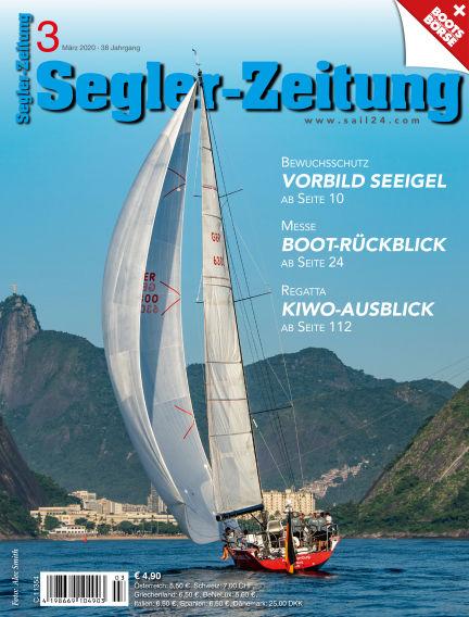 Segler-Zeitung February 19, 2020 00:00