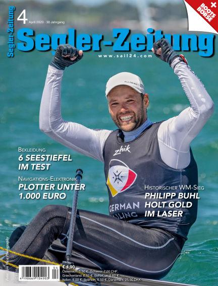 Segler-Zeitung March 25, 2020 00:00