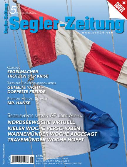 Segler-Zeitung April 22, 2020 00:00
