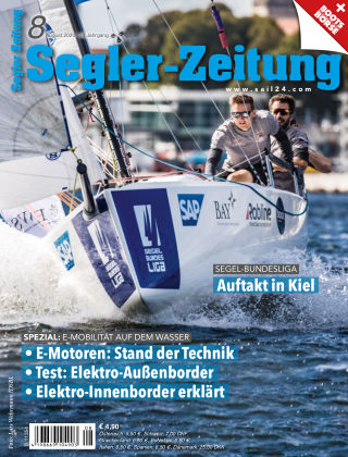 Segler-Zeitung 8-2020
