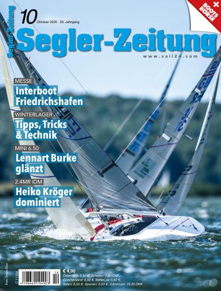 Segler-Zeitung September 16, 2020 00:00