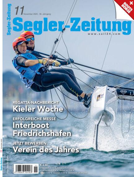 Segler-Zeitung October 21, 2020 00:00