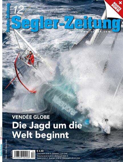 Segler-Zeitung November 18, 2020 00:00