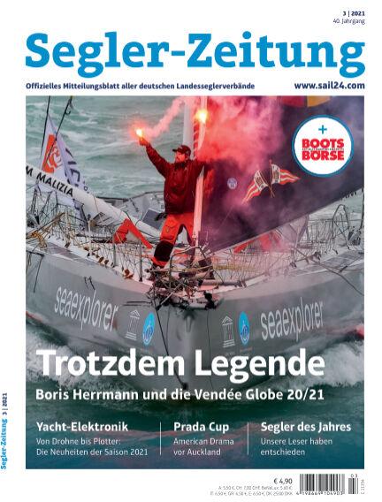 Segler-Zeitung February 24, 2021 00:00