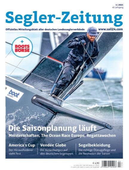Segler-Zeitung March 22, 2021 00:00