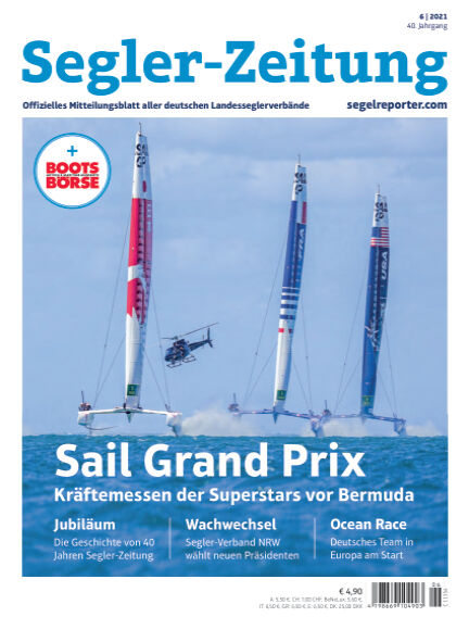 Segler-Zeitung May 19, 2021 00:00