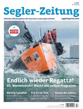 Segler-Zeitung 7-2021