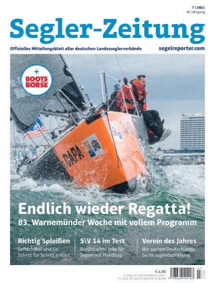 Segler-Zeitung June 16, 2021 00:00