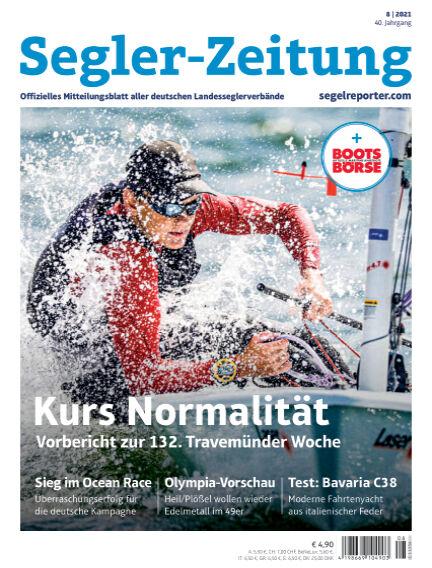 Segler-Zeitung July 21, 2021 00:00