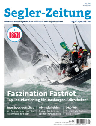 Segler-Zeitung 10-2021