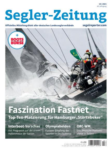 Segler-Zeitung September 15, 2021 00:00