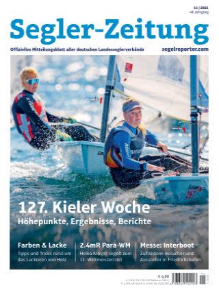 Segler-Zeitung 11-2021
