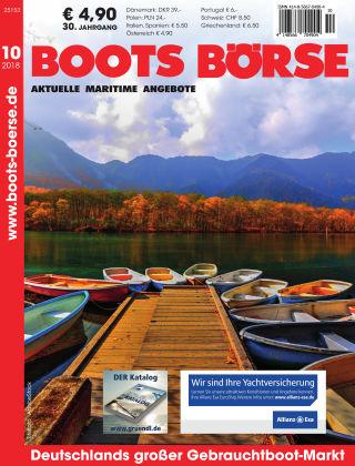 Boots Börse 10-2018