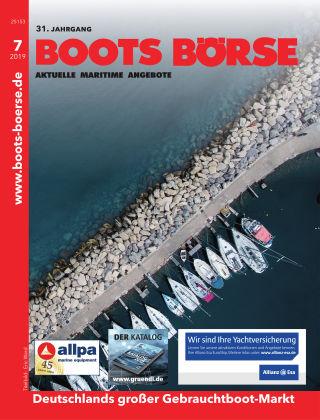 Boots Börse 07-2019