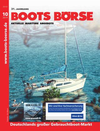 Boots Börse 10-2019