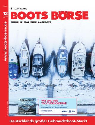 Boots Börse 2019-11-12