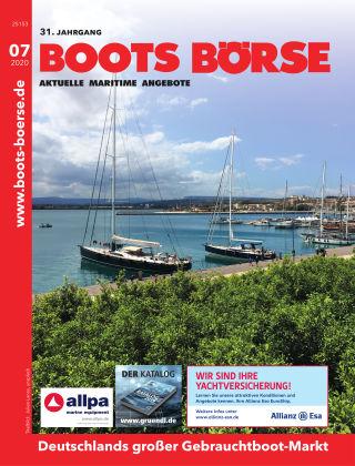 Boots Börse 07 2020