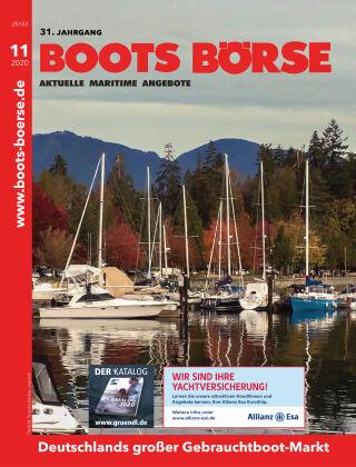 Boots Börse 11 2020