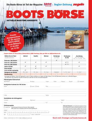 Boots Börse 05-2021