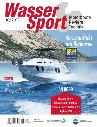 MotorBoot Magazin 10-2018