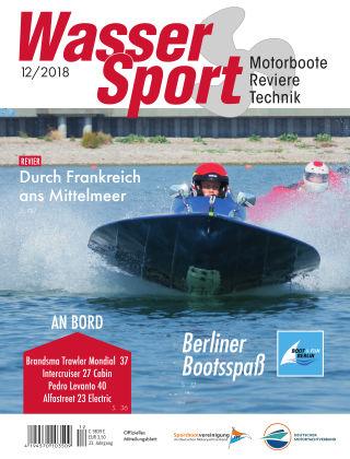 MotorBoot Magazin 12-2018