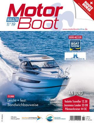 MotorBoot Magazin 11-2019
