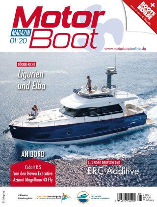 MotorBoot Magazin 1-2020