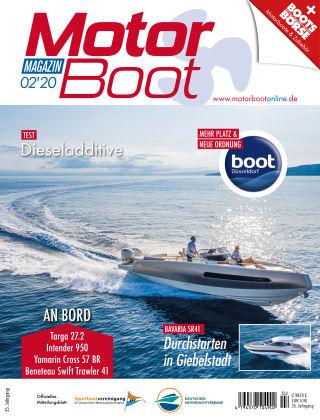 MotorBoot Magazin 2-2020