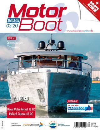 MotorBoot Magazin 3-2020