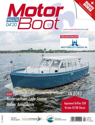 MotorBoot Magazin 4-2020