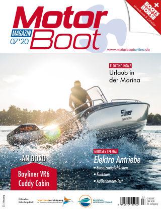 MotorBoot Magazin 7-2020