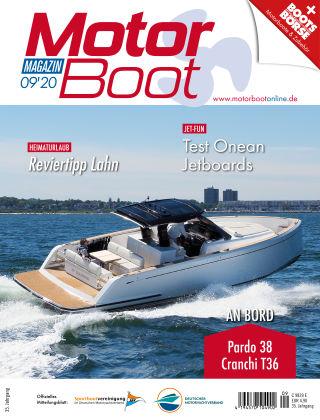 MotorBoot Magazin 9-2020