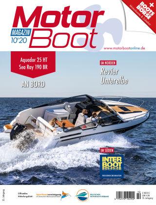 MotorBoot Magazin 10-2020