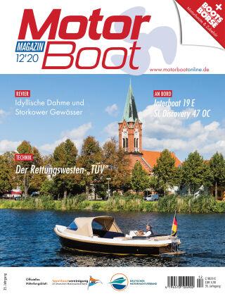 MotorBoot Magazin 12-2020