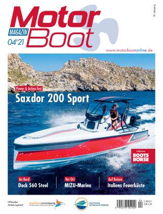 MotorBoot Magazin 4-2021