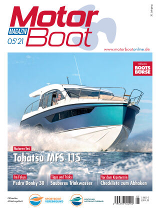 MotorBoot Magazin 5-2021