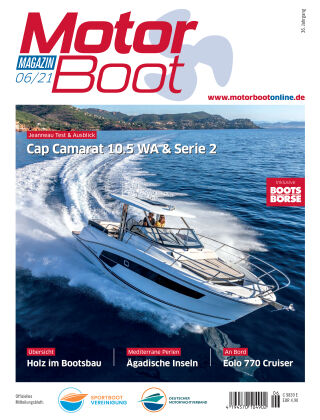 MotorBoot Magazin 6-2021