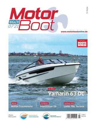 MotorBoot Magazin 7-2021