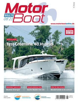 MotorBoot Magazin 8-2021