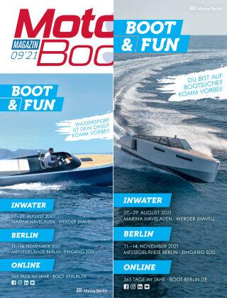MotorBoot Magazin 9-2021