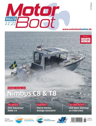 MotorBoot Magazin 11-2021