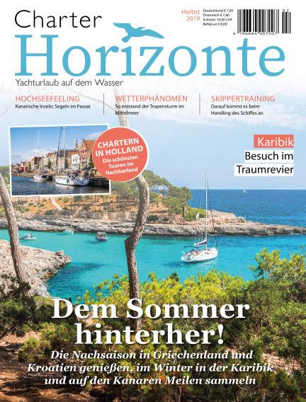 Charter Horizonte September 20, 2019 00:00