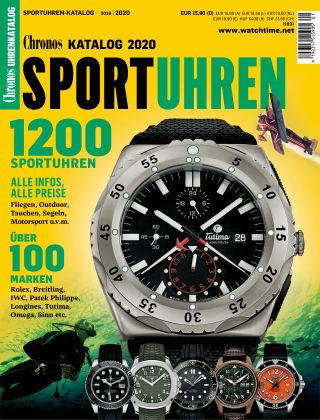 Chronos 1200 Sportuhren