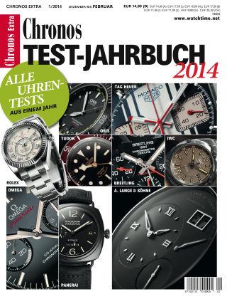 Chronos Test-Jahrbuch 2014