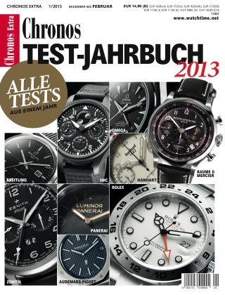 Chronos Test-Jahrbuch 2013