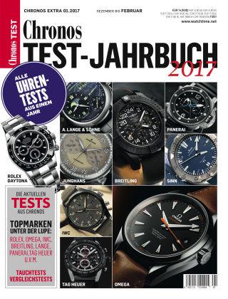 Chronos Test-Jahrbuch 2017