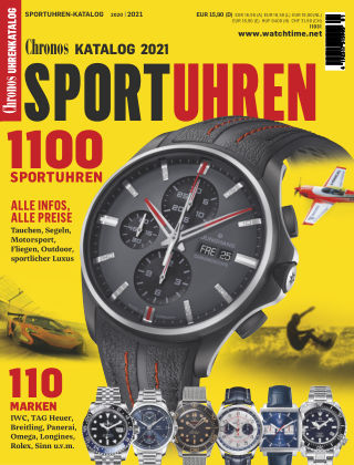 Chronos Sportuhren 2021