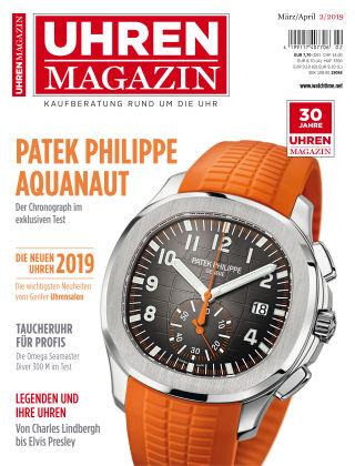 Uhren Magazin  2/1019