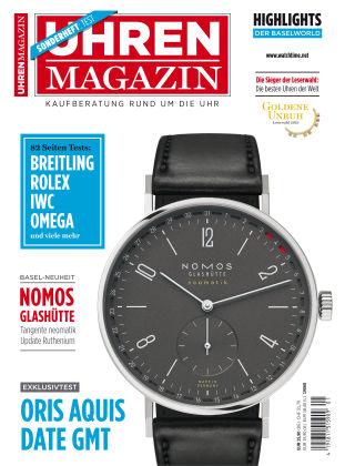 Uhren Magazin  3/2019
