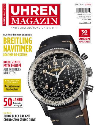 Uhren Magazin  4/2019